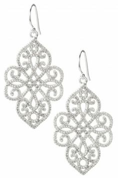 Prom Earrings 2013 - Joyce Chandeliers from Stella & Dot  REPIN this, for chance to win. if you'd like to order or learn how to get for free, http://www.stelladot.com/denikaclay