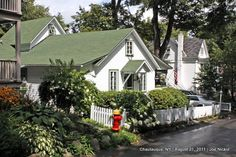 Chautauqua Institution - Beautiful Houses - Carriewood (circa 1911) - 10 South Avenue - photo by joenickol, via Flickr - more photos and info at CI Archives http://chautauqua.pastperfect-online.com/34268cgi/mweb.exe?request=record;id=A66C0068-83B6-4F82-B68E-146668791450;type=301