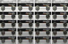 "40x Energizer Watch/electronic, A76/lr44 (A76bp) 40 Pack Bundle!! Energizer Lr44 1._.5v Button Cell Battery 10 Pack (Replaces: Lr44, Cr44, Sr44, 357, Sr44w, Ag13, G13, A76, A-76, Px76, 675, 1166a, Lr44h, V13ga, Gp76a, L1154, Rw82b, Epx76, Sr44sw, 303, Sr44, S303, S357, Sp303, Sr44sw) ""Energizer Brand Name Batteries"""