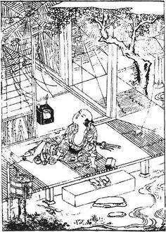 Folklore giapponese: Jorōgumo. - http://www.thejapanesedreams.com/folklore-giapponese-jorogumo/