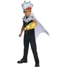 Beyblade - Ryuga Child Costume in Halloween 2012 from Buy Costumes on shop.CatalogSpree.com, my personal digital mall.