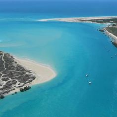 Willie Creek, Broome  Worth a trip out to see the Pearl Farm followed by a senic chopper flight to Broome