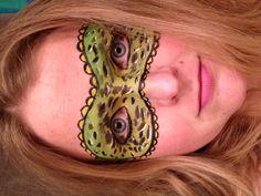 Leopard mask!