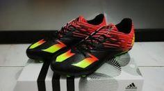 Soccer Adidas Messi 2016 Black/Red - replika