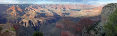 Grand Canyon Hopi Point (large) by Grand Canyon NPS, via Flickr  I want to go here!!