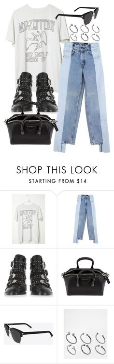 """""""Untitled #21491"""" by florencia95 ❤ liked on Polyvore featuring Alxvndra, Givenchy, Yves Saint Laurent and ASOS"""