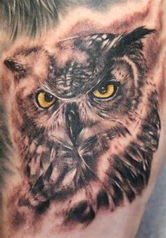 Owl Tattoos – Tattoo Designs Gallery  Tat2Guru
