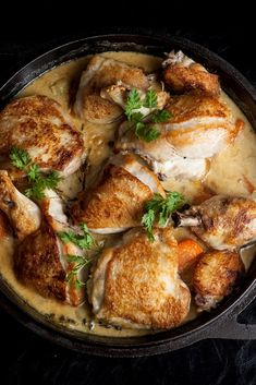 Poulet Breton Recipe - Great British Chefs