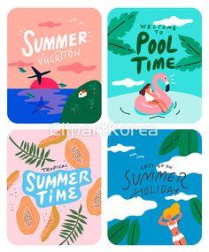 일러스트 - 클립아트코리아 :: 통로이미지(주) Digital Illustration, Graphic Illustration, Pantone Colour Palettes, Graphic Design Posters, Design Reference, Cute Stickers, Sticker Design, Bujo, Packaging Design
