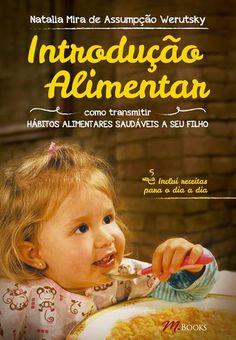 Livros, Alimentação,Editora mBooks, Release,