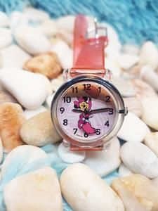 Minnie Mouse Disney SII By Seiko Watch   Pink Vintage Friendship Watch – Vintage Radar Vintage Disney, Vintage Pink, Minnie Mouse Watch, Walter Elias Disney, Live Action Film, Walt Disney Company, Seiko Watches, Pirates Of The Caribbean, Perfect Christmas Gifts