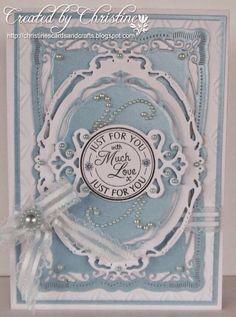 Christine's cards