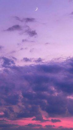 749 best sky aesthetic images in 2019 Tumblr Wallpaper, Purple Wallpaper Iphone, Iphone Wallpaper Tumblr Aesthetic, Sunset Wallpaper, Aesthetic Pastel Wallpaper, Aesthetic Backgrounds, Trendy Wallpaper, Aesthetic Wallpapers, Purple Aesthetic Background