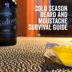 CanYouHandlebar Hack: Use Beard Dry Oil as a soothing balm on the skin of your nose. Come read more of Adam Barraclough's tips on surviving cold season. #TheBeardMentor