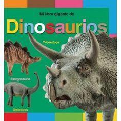 Dinosaurios. Sig.: I BOY din. Disponible en: http://xlpv.cult.gva.es/cginet-bin/abnetop?SUBC=BORI/ORI&TITN=1216674