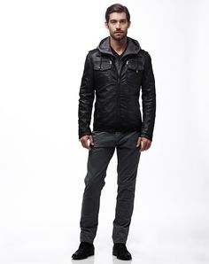 Danier : men : bomber jackets : |leather men bomber jackets 204030522|