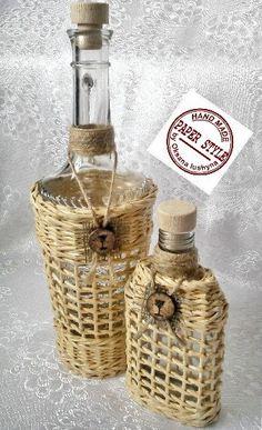 Плетение из бумажной лозы (НА ЗАКАЗ) | 135 фотографий