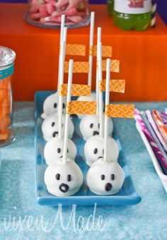 Scooby Doo Birthday Party Ideas | Photo 28 of 48 | Catch My Party