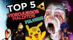 TOP 5 VIDEOJUEGOS MALDITOS | ROKZZ GAMER