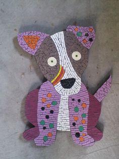 Mosaic made by Creativity Wild Mosaics 2015