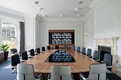Citrix Systems, Inc. - Chalfont Park House Phase I workplace design