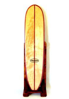 The Cali Cruiser Durham Handcrafted Longboard