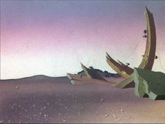 PAUL JULIAN'S backgrounds. he doesn't have a credit in this short, but his style – even in 1944 – is clearly recognizable. DUCK SOUP TO NUTS, directed by FRIZ FRELENG, a very, very funny cartoon. daffy duck goes over the top…