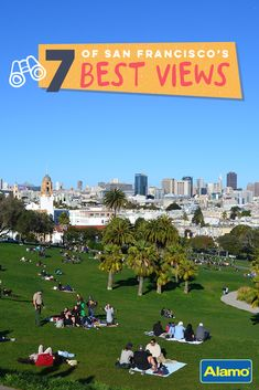 Want to see San Francisco through the eyes of a local? With its many steep hills, the City by the Bay is full of stunning views. And if you have a car, checking a handful of these spots off your list is a breeze. Whether you're looking for a breathtaking view of the ocean or the city, you can explore these favorite local spots to soak up the best views in San Francisco.