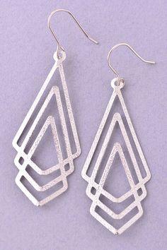 Fame Accessories > Earrings > #EE1026 − LAShowroom.com