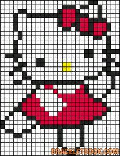 Free Dancing Hello Kitty