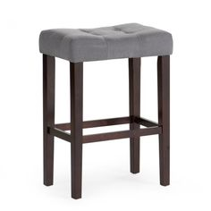 Finley Home Palazzo 29 in. Saddle Bar Stool