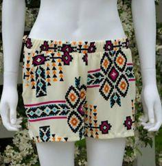 Arris Fashion - Aztec Sunset Shorts, $25.00 (http://www.arrisfashion.com/aztec-sunset-shorts/)