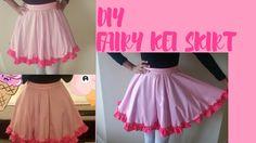 DIY Fairy Kei Skirt