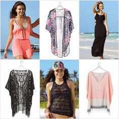 Penti Kaftan ve Plaj Giysisi Modelleri 2015