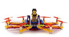 레고 블록으로 만드는 '나만의 드론' -테크홀릭 http://techholic.co.kr/archives/60629