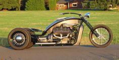 Flathead V8 Trike. Bestia, sin más…
