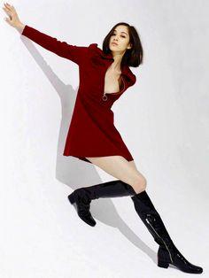 "Kiko Mizuhara (水原 希子) - ""U suddenly complete me"" -Yeahs x3 Hysteric"