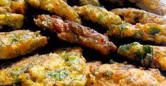 "HERB FRITTER Most people know about zucchini fritter in Turkey and it is called ""mucver' in Turkish. It is a pretty popular dish. Vegetarian Lunch, Vegetarian Recipes, Cooking Recipes, Turkish Recipes, Greek Recipes, Ethnic Recipes, Turkish Chicken, My Favorite Food, Recipes"