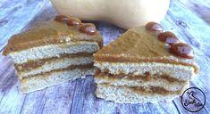 Zsírszegény, gluténmentes vegán karamell torta