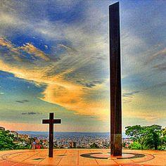 Praça do Papa (Governador Israel Pinheiro) en Belo Horizonte, MG
