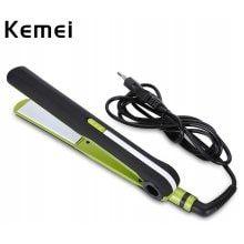 Kemei KM - 8950 Electric Hair Straightener Curler Styling Tool