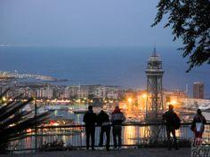 Mirador de l 'Alcalde - Barcelona, Catalonia