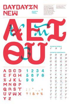 Baybayin New : Decorative Display Typeface on Behance Philippine Mythology, Philippine Art, Filipino Art, Filipino Culture, Typography Design, Logo Design, Lettering, Baybayin, Pikachu Art