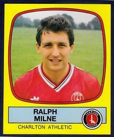 Charlton athletic 87 Dundee United, Charlton Athletic, Football Players, The Unit, Baseball Cards, Sports, Photos, Hs Sports, Soccer Players