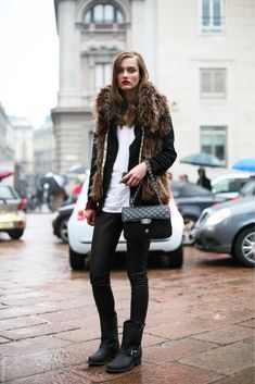 Style Tip: Chic Snow Boots For Every Style Type   Visual Therapy