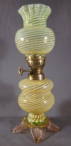 Swirl Miniature Lamp