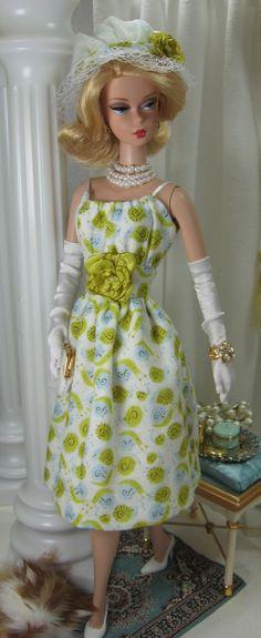 Fennel Flower For Silktone Barbie on Etsy now