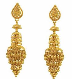 Markings For Gold Jewelry Code: 9018094329 Gold Jhumka Earrings, Gold Earrings Designs, Necklace Designs, Gold Necklace, Best Jewellery Design, Silver Anklets, Bridal Jewelry Sets, Jewelry Patterns, Indian Jewelry