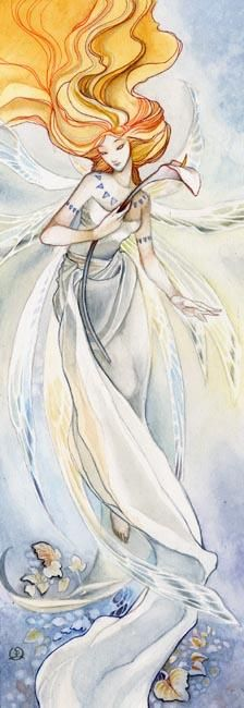 Lily II - Fantasy Art
