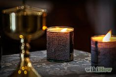 Take Candlelight Photography - wikiHow